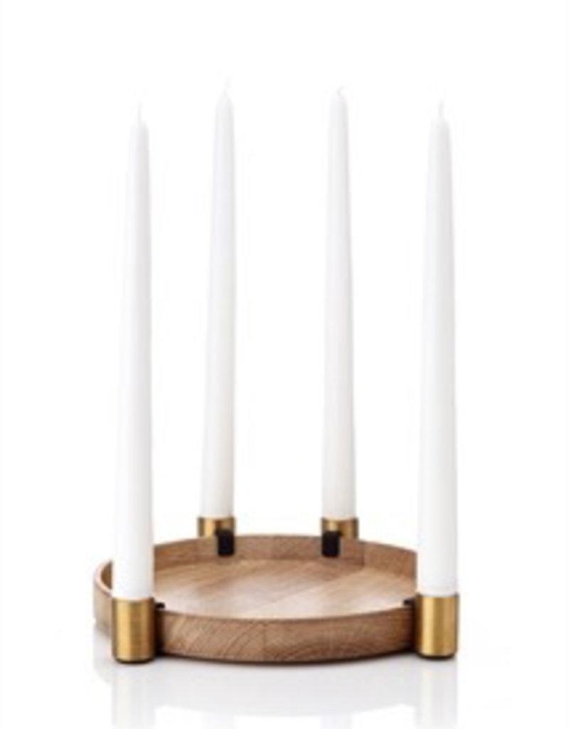 Gadgets Applicata Luna Oak Brass