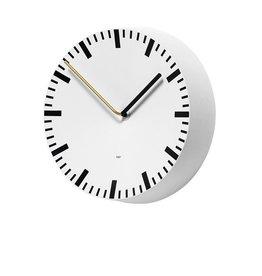 klokken HAY ANALOG WHITE