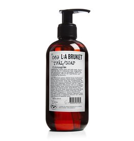ZEPEN & CREME L:A BRUKET LIQUID SOAP LEMONGRASS 450ML N°69