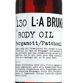 ZEPEN & CREME L:A BRUKET BODY OIL BERGAMOT/PATCHOULI 120ML Nå¡130