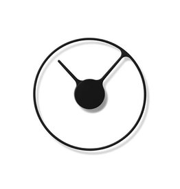 klokken STELTON TIME WALL CLOCK 30CM BLACK