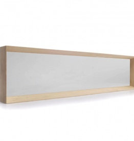 spiegels XL BOOM PRADO MIRROR RECTANGULAR TIMBER