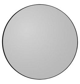 spiegels CIRCUM ROUND MIRROR Black Ø90