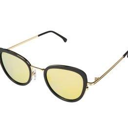 zonnebrillen BILLIE BLACK GOLD