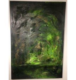 kunst Abstract Canvas Cotton 110 x160 cm80*40cm