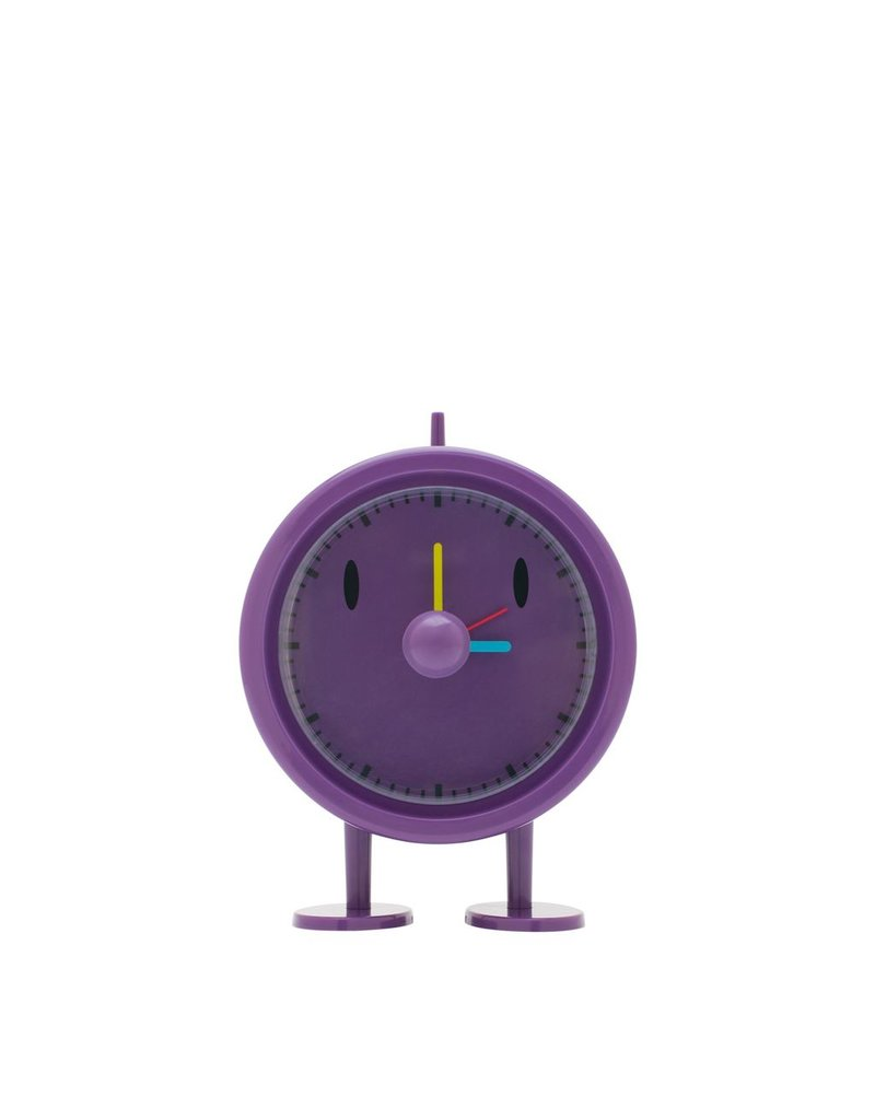 Gadgets ALARM CLOCK PURPLE