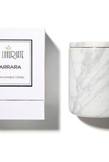 Kaarsen WHITE MARBLE CANDLE HOLDER