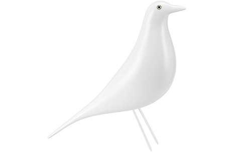 accessoires EAMES HOUSE BIRD WHITE (LIMITED EDITION)