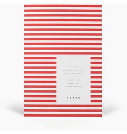 Papierwaren VITA SOFTCOVER NOTEBOOK SMALL, BRIGHT RED