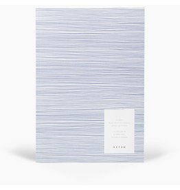 Papierwaren VITA SOFTCOVER NOTEBOOK LARGE, MIDNIGHT BLUE