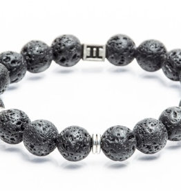 Juwelen SPECIALS 10MM URBAN BLACK LAVA S