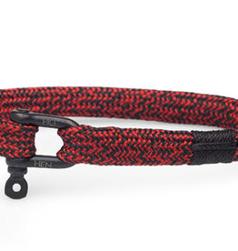 Juwelen VICIOUS VIK BLACK RED MEDIUM