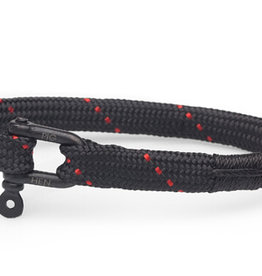 Juwelen VICIOUS VIK BLACK CC RED MEDIUM
