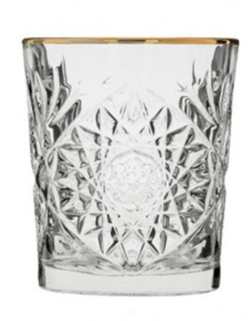 accessoires Libbey Hobstar Double Old Fashioned 355ML , Golden rim