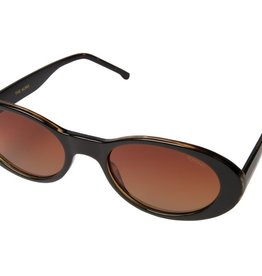 zonnebrillen ALINA BLACK TORTOISE