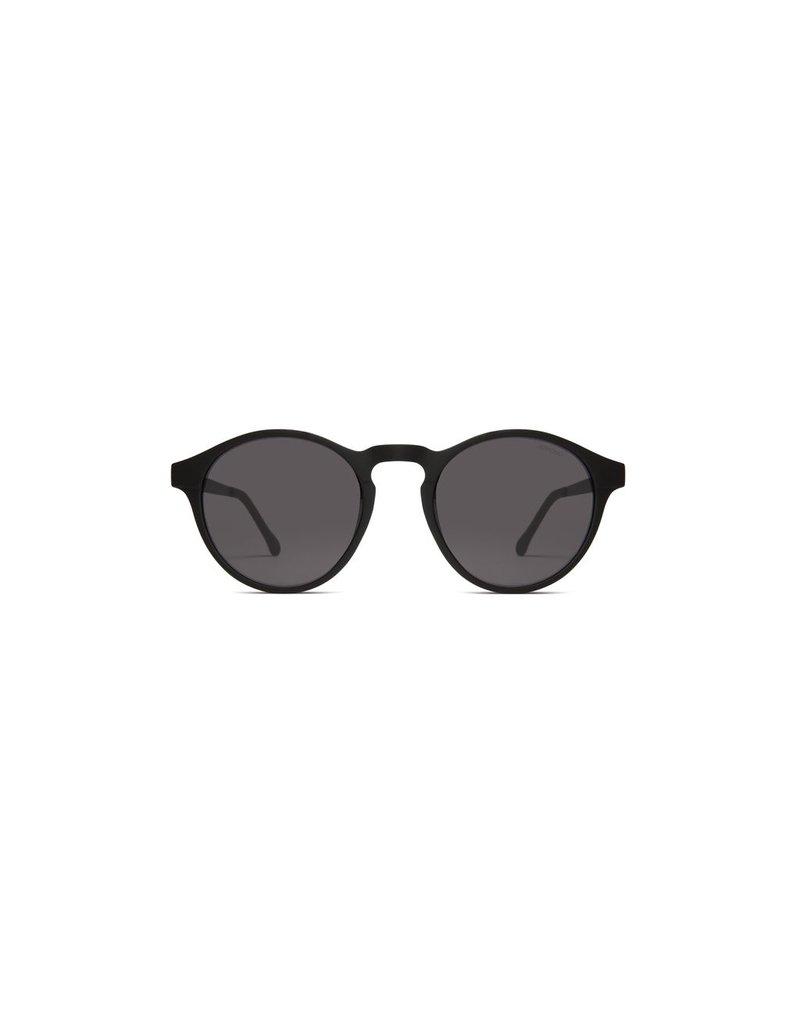 zonnebrillen DEVON METAL BLACK