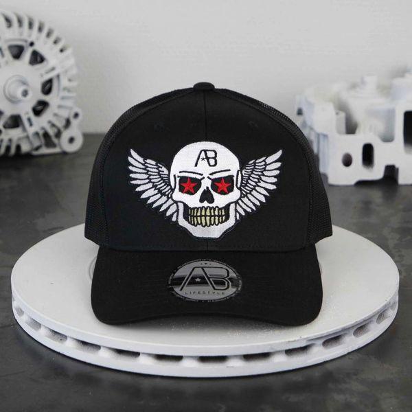 AB Retro Trucker - Airforce Chrome  Black
