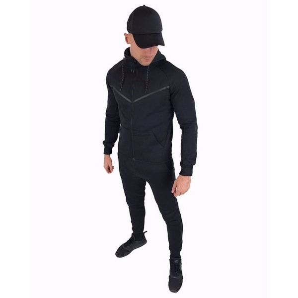 Joggingsuit Black