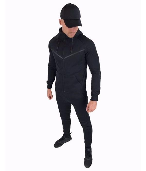 Joggingsuit Black