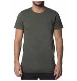My Brand My Brand Basic Logo T-Shirt Army
