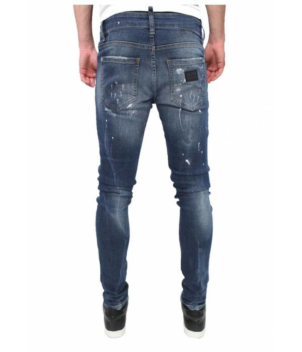 My Brand My brand jack 026 stain paint jeans