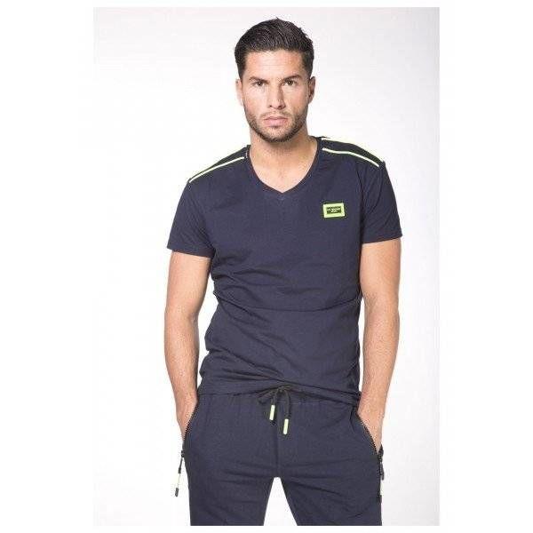 My Brand S3 Sport T-Shirt Navy