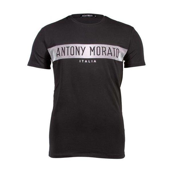 Antony Morato MMKS01180 T-Shirt Black