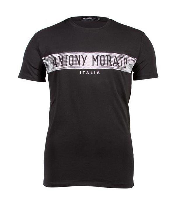 Antony Morato Antony Morato MMKS01180 T-Shirt Black