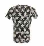 Antony Morato Antony Morato Star T-shirt Zwart