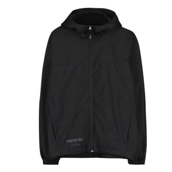 IGWT Rubber Print Windbreaker