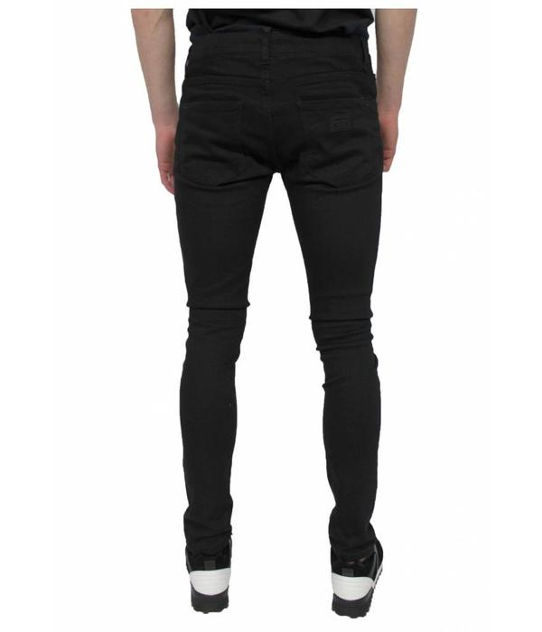 My Brand My Brand Jack 033 Plain Zipper Jeans Black