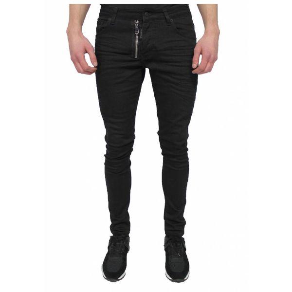 My Brand Jack 033 Plain Zipper Jeans Black