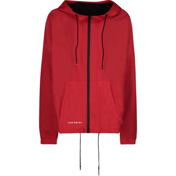 IGWT The Windbreaker Red