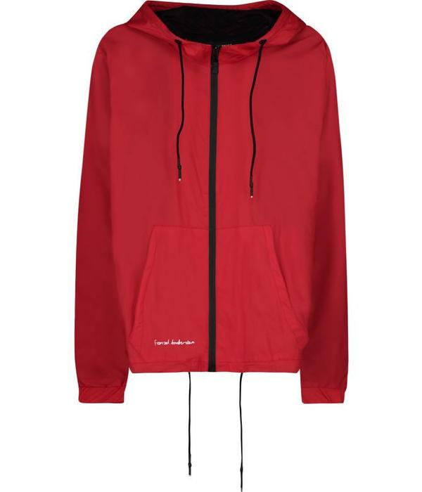 In Gold We Trust IGWT The Windbreaker Red