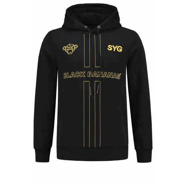 Black Bananas SYG Hoody Black/Gold