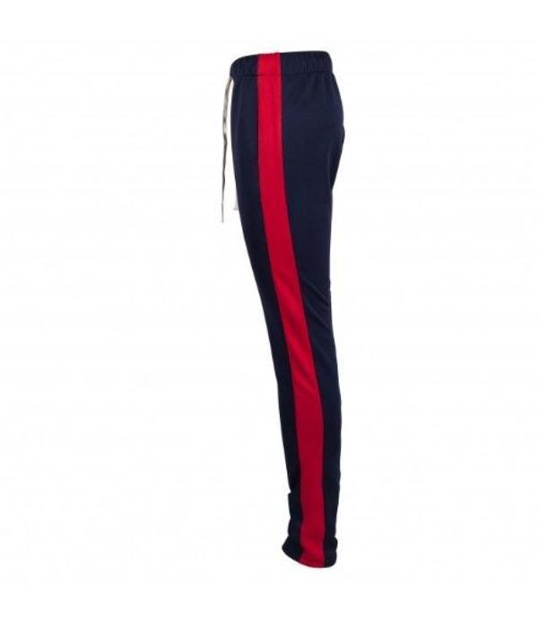 Radical Radical Trackpants Blue Red Stripe