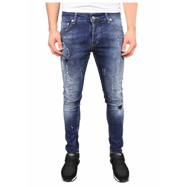 My Brand Jack 034 Circle Jeans Blue
