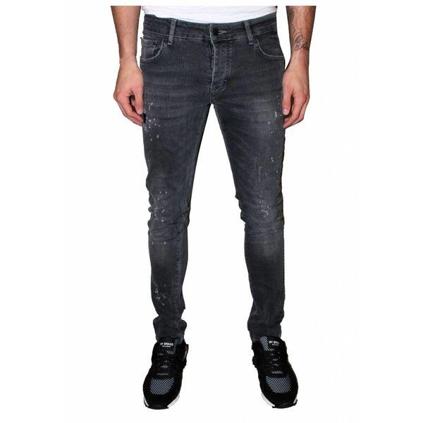 My Brand Jack 035 Zipper Jeans Grey
