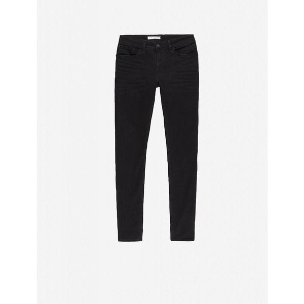 PureWhite The Jone W0057 Jeans Black