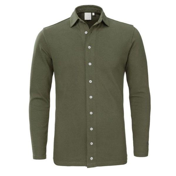 Zumo Polo T-shirt Thomas Dark Army