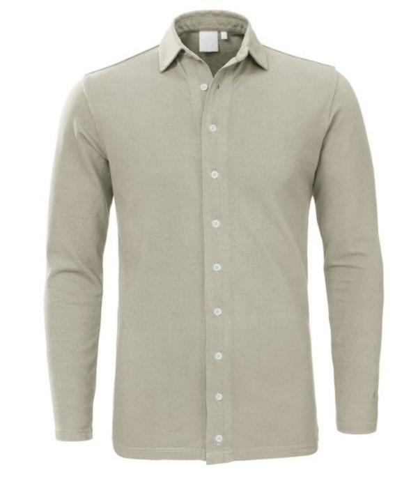 Zumo Zumo Polo T-shirt Thomas Anthracite