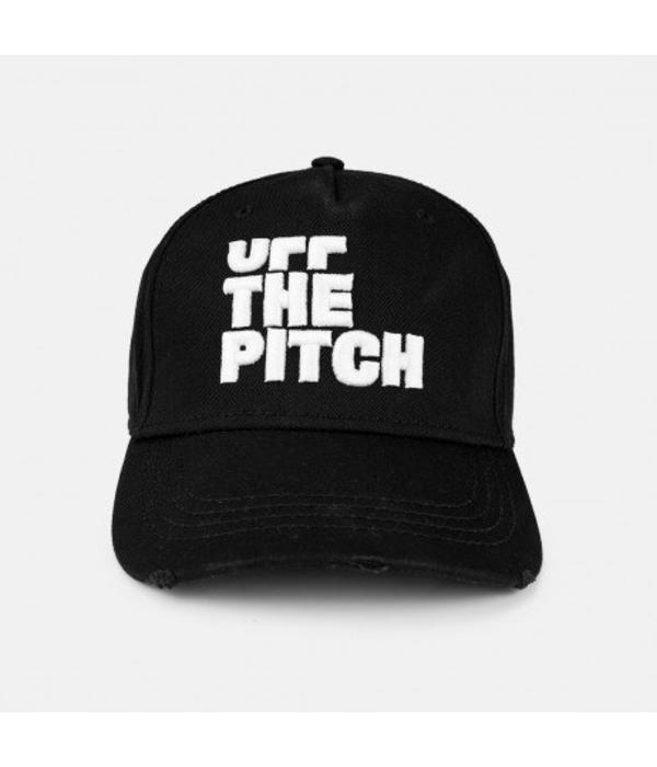 Off The Pitch OTP Truckercap 3D Black