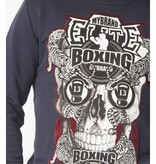 My Brand My Brand Elite Skull Sweater Navy