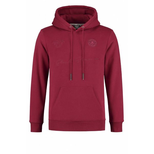 Black Bananas F.C. Hoody Burgundy