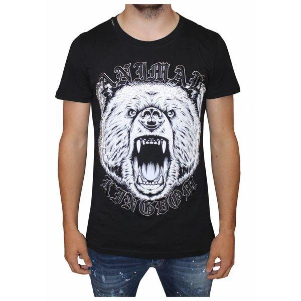 My Brand Animal Kingdom T-shirt Black
