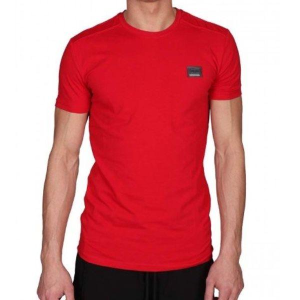Antony Morato Basic T-shirt MMKS1087-FA120001 Red