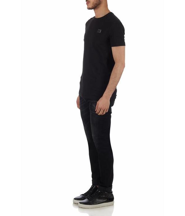 Antony Morato Antony Morato Basic T-shirt MMKS1087-FA120001Black