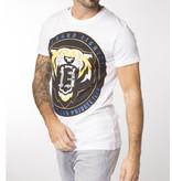 My Brand My Brand Circle Tiger T-shirt White