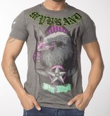 My Brand My Brand Eagle High T-shirt Grey