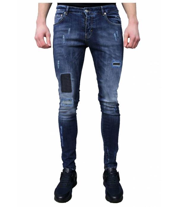 My Brand My Brand Jack 028 Square Jeans blue